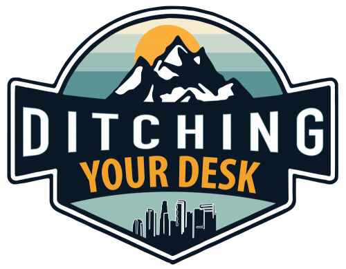 Ditching Your Desk