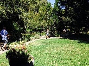 Garden for Picnics